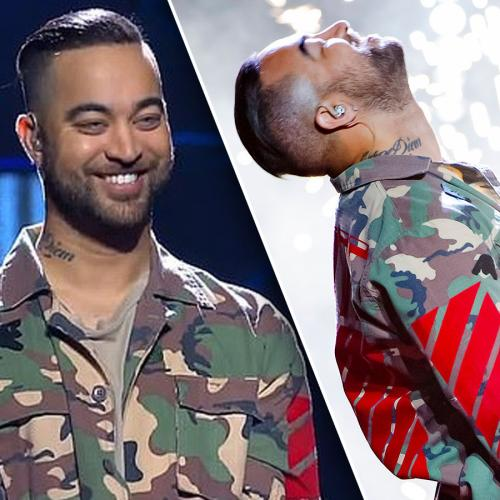 Chris Sebastian Only Discovered He Had Won 'The Voice' After Watching It Like The Rest Of Us
