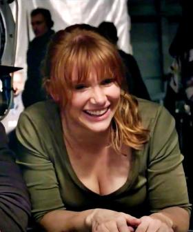 Bryce Dallas Howard Shares Painful On-Set Injury From Filming 'Jurassic World'