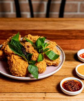 World's First Pho-Brined Fried Chicken Launching Friday At Hello Auntie