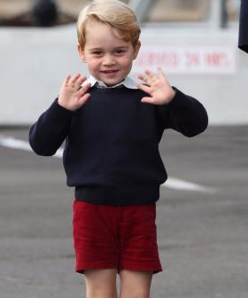 New Photos Released Of Prince George To Mark His 7th Birthday