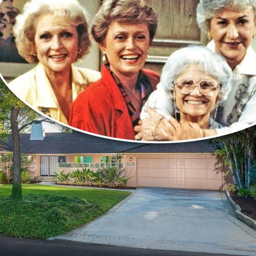 'The Golden Girls' House Is On The Market For The First Time, But It's Not Cheap!
