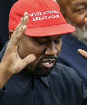 Kanye West CONFIRMS He Is Running For Presidency After Withdrawing Support For Trump