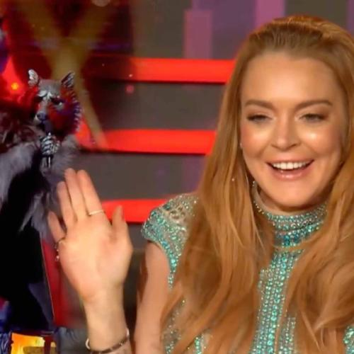 Lindsay Lohan Will Not Be Returning For New Season Of Masked Singer