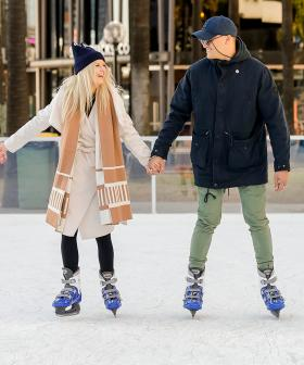 Darling Harbour Will Transform Into A Winter Wonderland With Its Annual Ice Skating Rink