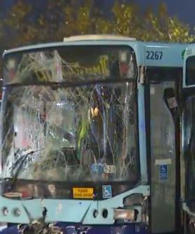 Two Sydney Buses Collide Leaving Two Seriously Injured