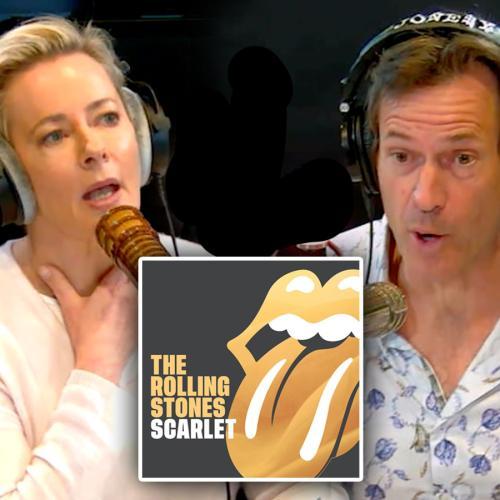 Jonesy & Amanda Jam Out To The Rolling Stones' New Music