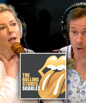 Jonesy & Amanda Jam Out To The Rolling Stones' New Music