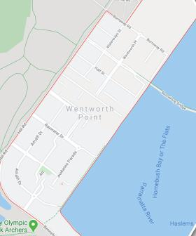 Sydney's Wentworth Point Named 'Australia's Sexiest Suburb'