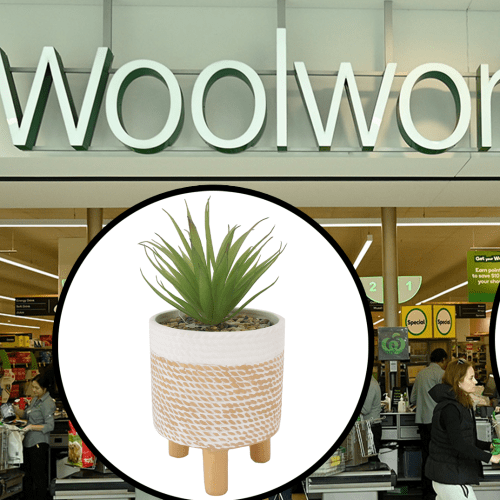 Woolworths Has Released Their Own Homewares Range And It's Pretty Snazzy