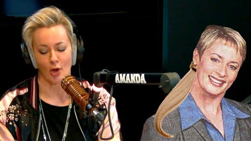 What Happened When Amanda Keller Interviewed Helen Reddy?