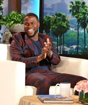 """This Hate Has To Stop"": Kevin Hart Defends Ellen Amid Show Investigation"