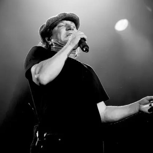 Brian Johnson Thought He Was Disappointing Fans Before His AC/DC Departure