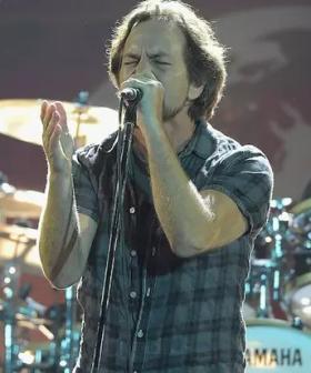 Eddie Vedder Compares Billie Eilish's Music To Pearl Jam's First Album