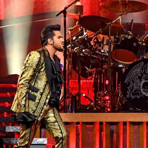 Queen + Adam Lambert Announce First Album, 'Live Around The World'