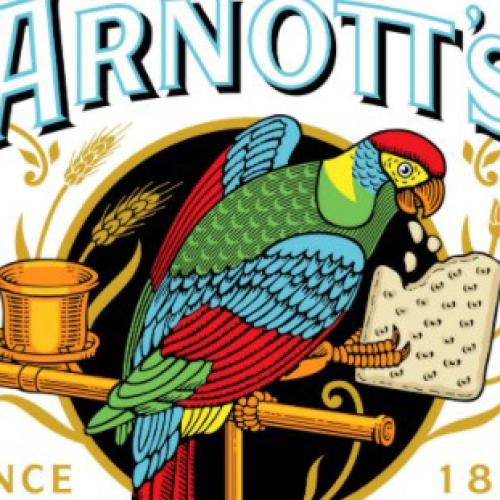 Arnott's Cops Backlash After Changing Logo
