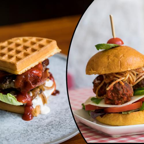 Sydney's 'The Rocks' Is Hosting A Burger Takeover From 'Around The World'