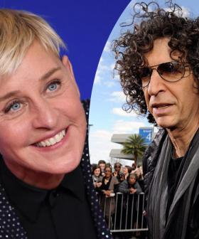 "Howard Stern Tells Ellen DeGeneres To ""Just Be A P---k"" Amidst Allegations"