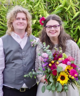 Your Favourite Couple From 'Love On The Spectrum' Got Hitched!
