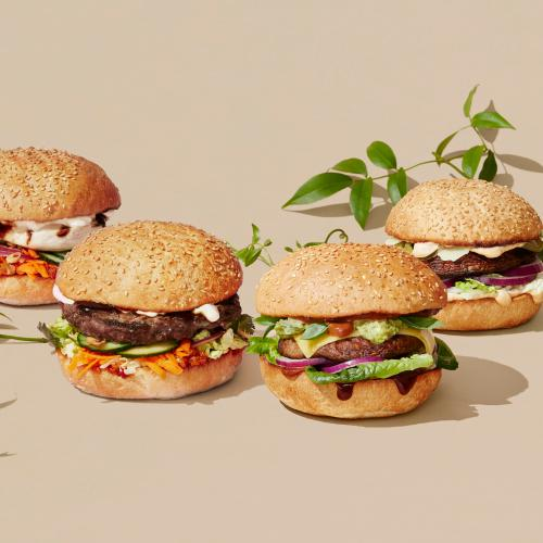 Grill'd Launches 100% Natural Burgers And Is Giving You $10 Off!