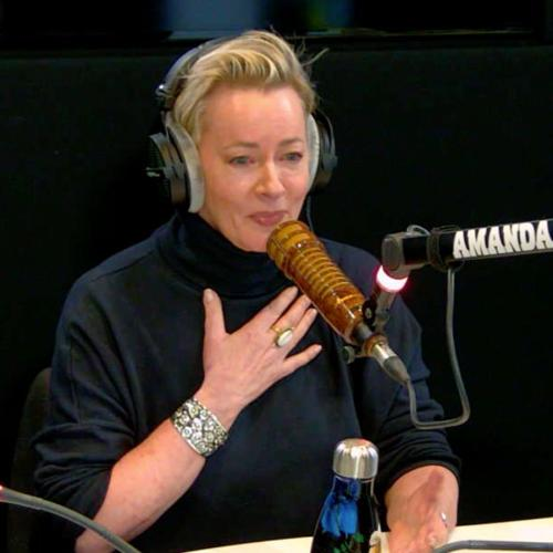 The Moment Amanda Keller Made Us All Cry With Her Parenting Story