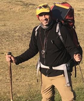 The Journalist Who QUIT His Job To Trek The Australian Alps