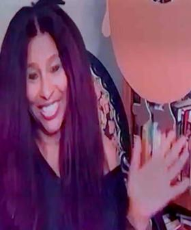 Jonesy & Amanda's EXCLUSIVE CHAT With Chaka Khan