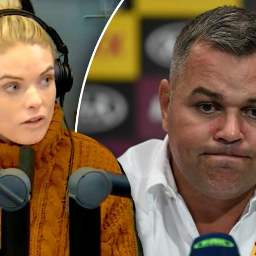 Erin Molan Speaks Out About Anthony Seibold's Departure