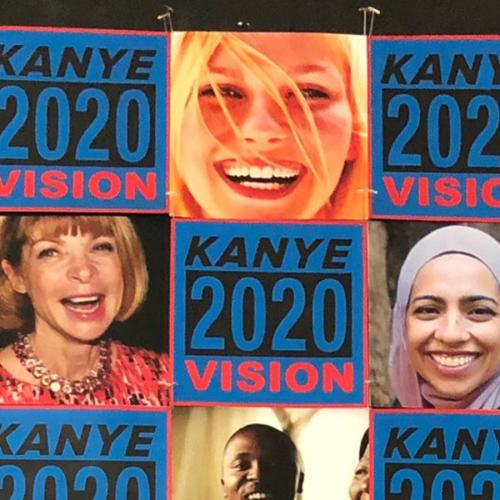Kanye West's Presidential Campaign Is Using Celebrity's Faces Without Their Permission