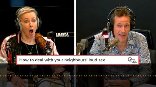 Dealing With Your Neighbours' LOUD Sex