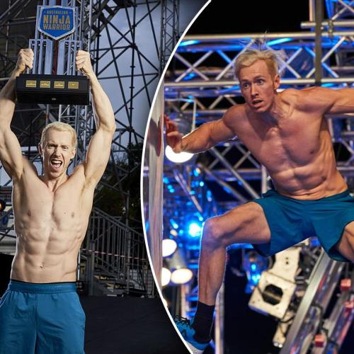 Australian Ninja Warrior Winner Ben Polson On His Unique Training Regime