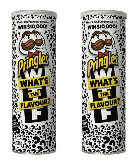 Pringles Reveals Their 2020 'What's That Flavour' Mystery Chip