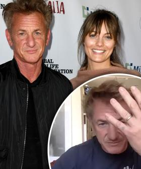 Sean Penn Marries 28-Year-Old Aussie Actress Leila George In Zoom Ceremony
