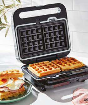 Have You Seen Aldi's 'Multi Snack Maker'? It's Quite The Game Changer!