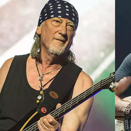 Roger Glover On Deep Purple's Complex History With Ritchie Blackmore