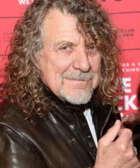 Robert Plant Explains What Willie Nelson Was Like On Tour
