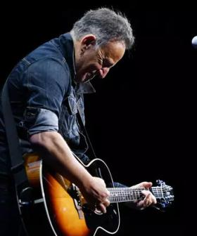 Bruce Springsteen Wrote Entire New Album On Guitar Given To Him By A Fan
