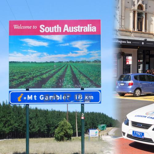 Why Is The NSW Border Reopening Being Held Up By A Sydney Taxi Driver?