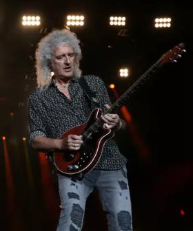Brian May Says Complications From Heart Medication Nearly Killed Him