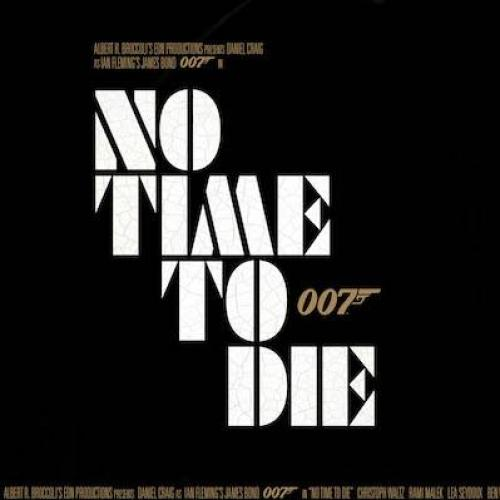 Here's Your FIRST Look At The 25th Bond Film!