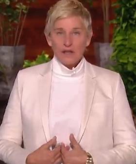 Ellen DeGeneres Breaks Her Silence