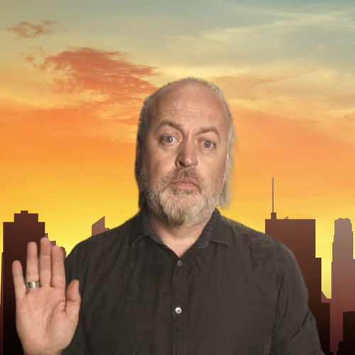 Who's Calling Christian: Bill Bailey