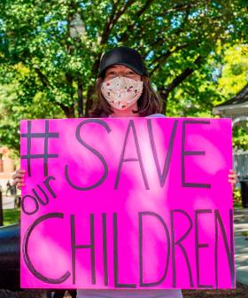 What Is #SaveTheChildren And The QAnon Conspiracy Theory?