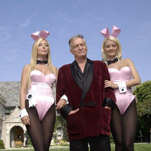 Playboy Mansion Looted And Left To Rot After Hugh Hefner's Death