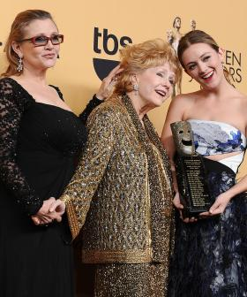 Carrie Fisher's Daughter Billie Lourd Welcomes Baby Boy