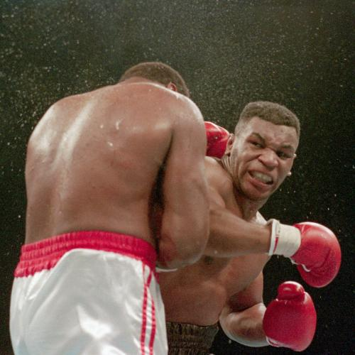 Mike Tyson Admits He Gets ERECTIONS From Hitting People