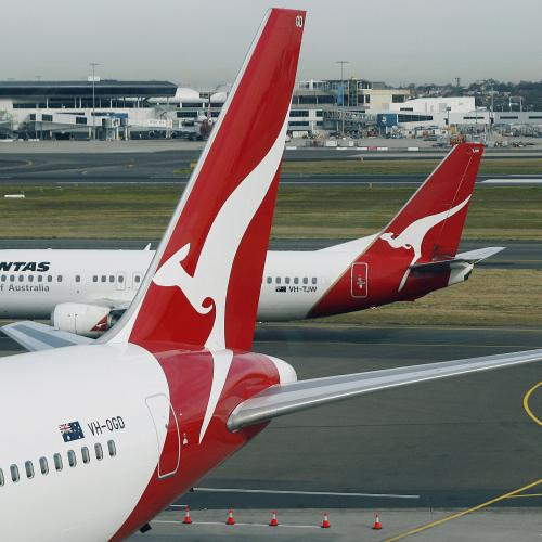 Qantas Just Sold 1000 Fully-Stocked Boeing 747 Drinks Carts Before Retiring Planes To Desert