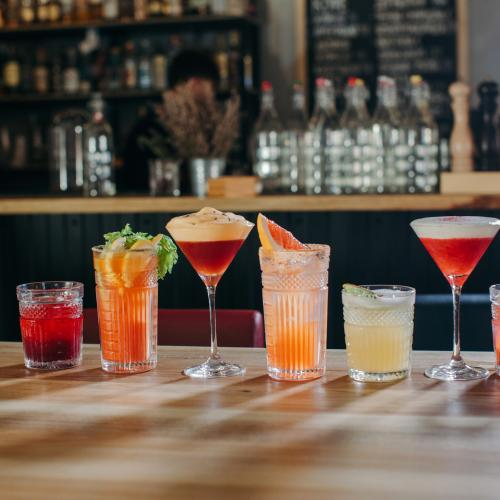 Decadent Cocktail Mixers Have Just Landed on Woolies Shelves And Hello, Day Drinking!
