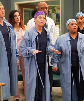 """""""First Time Back In My Scrubs"""": Ellen Pompeo Posts First Pictures From Set of New Grey's Anatomy"""