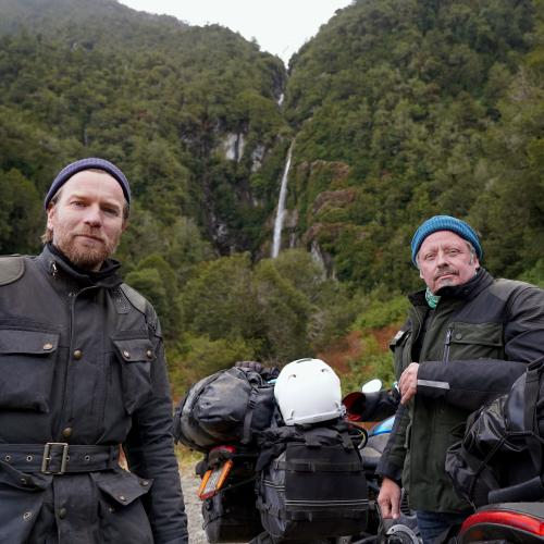 """You Can't Let Friendships Drift Like That"": Ewan McGregor On Charley Boorman's Near Death Experience"