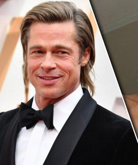 Brad Pitt's 27-Year-Old Girlfriend Is Already MARRIED To 68-Year-Old Restaurateur